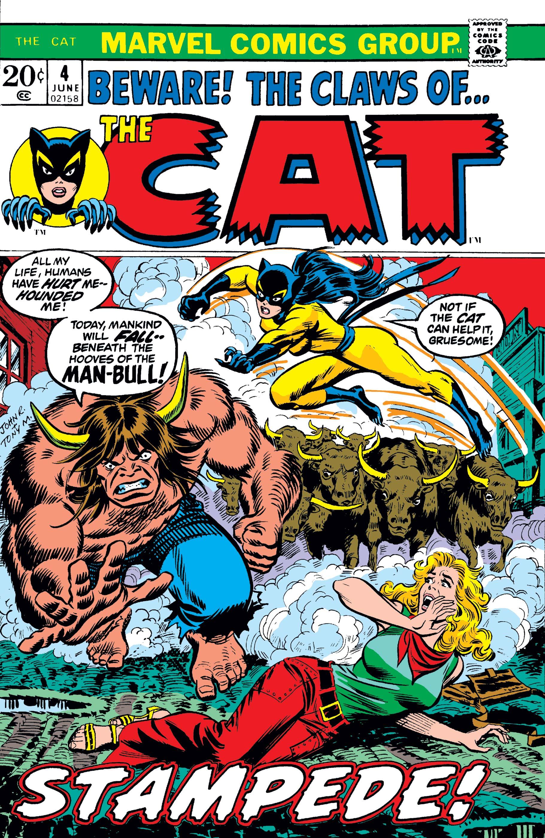 The Cat (1972) #4
