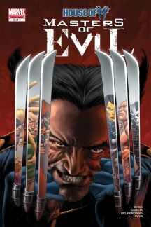 House of M: Masters of Evil #2