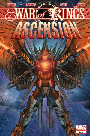 War of Kings: Ascension #4