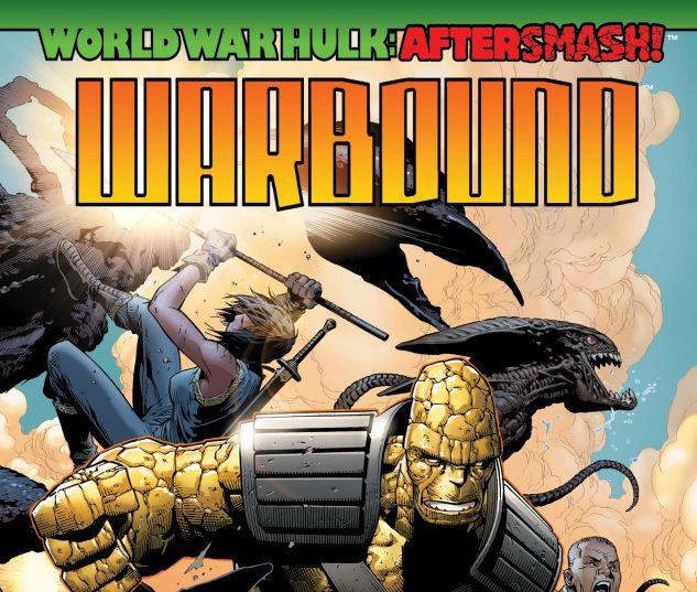 WORLD WAR HULK: WARBOUND (2007) #2