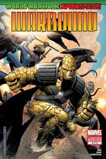 World War Hulk: Warbound #2