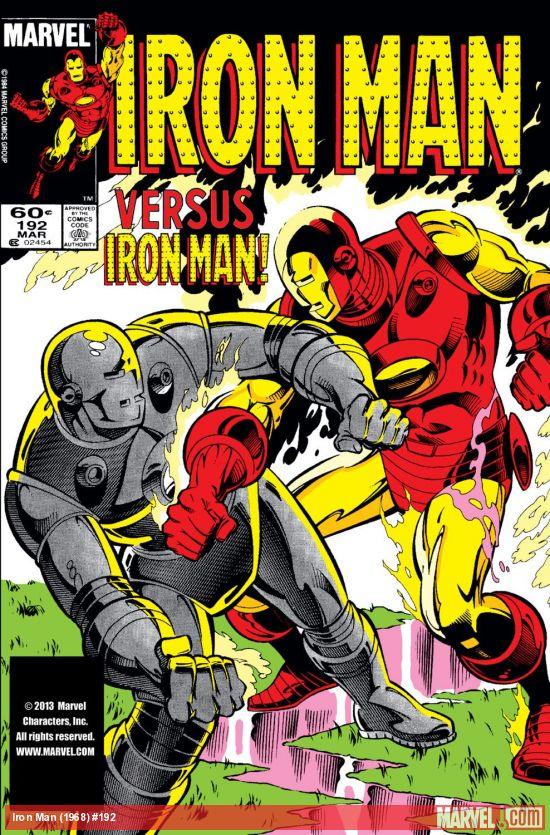 Iron Man (1968) #192
