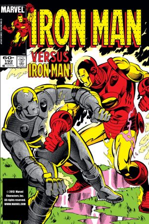 Iron Man #192