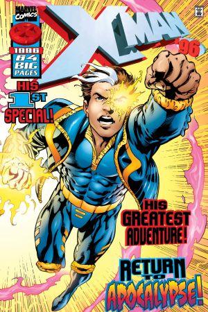 X-Man Annual (1996) #1