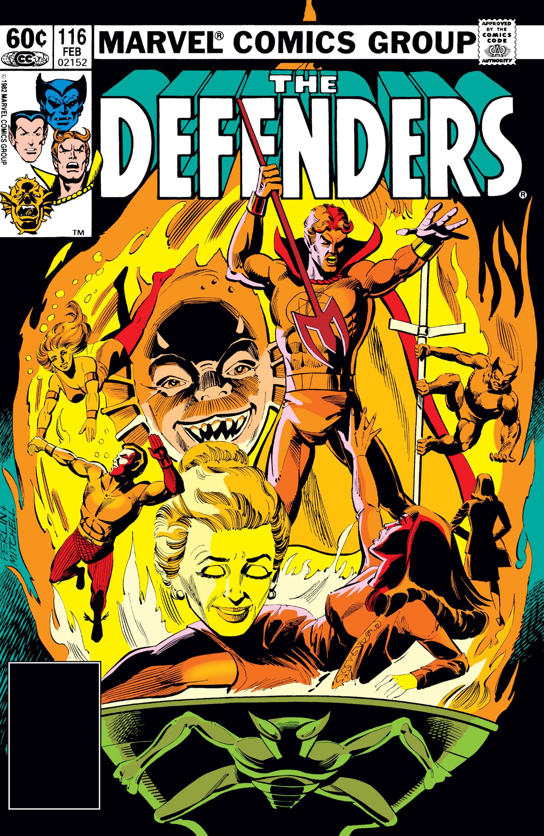Defenders (1972) #116