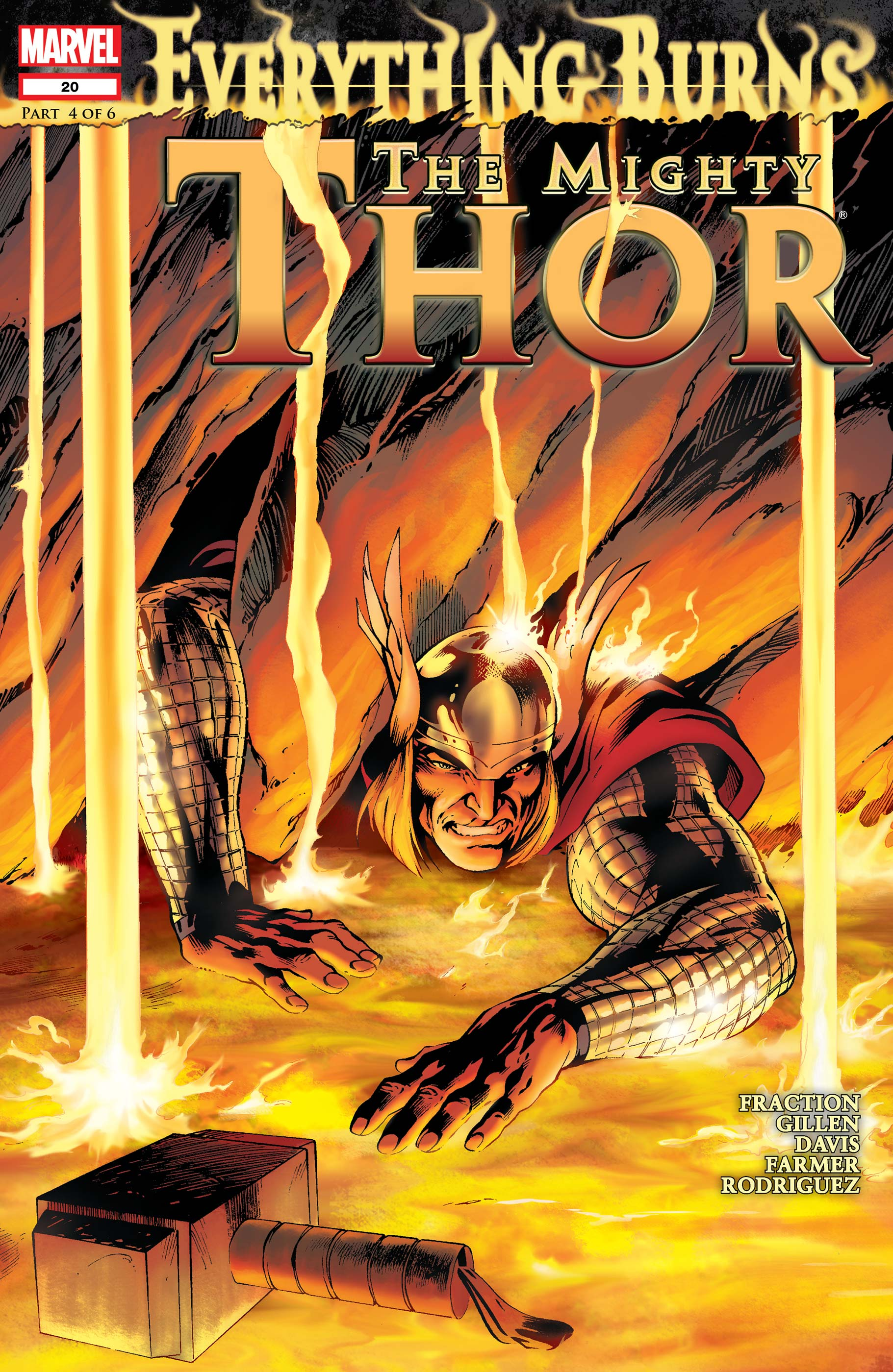 The Mighty Thor (2011) #20
