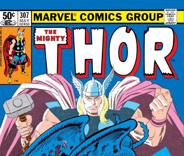 THOR (1966) #307