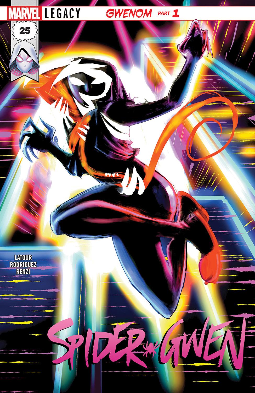 Spider-Gwen (2015) #25