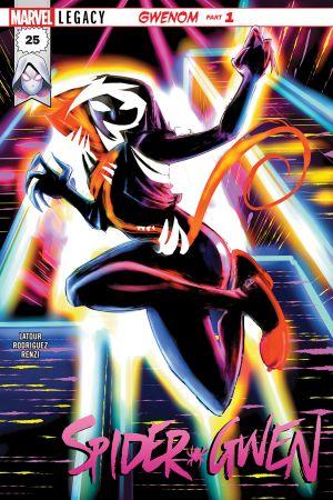 Spider-Gwen  #25
