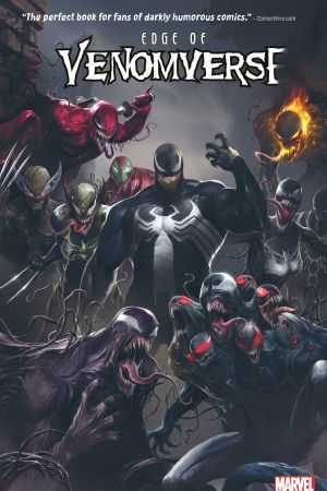 Edge of Venomverse (Trade Paperback)