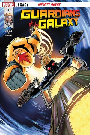 All-New Guardians of the Galaxy #147