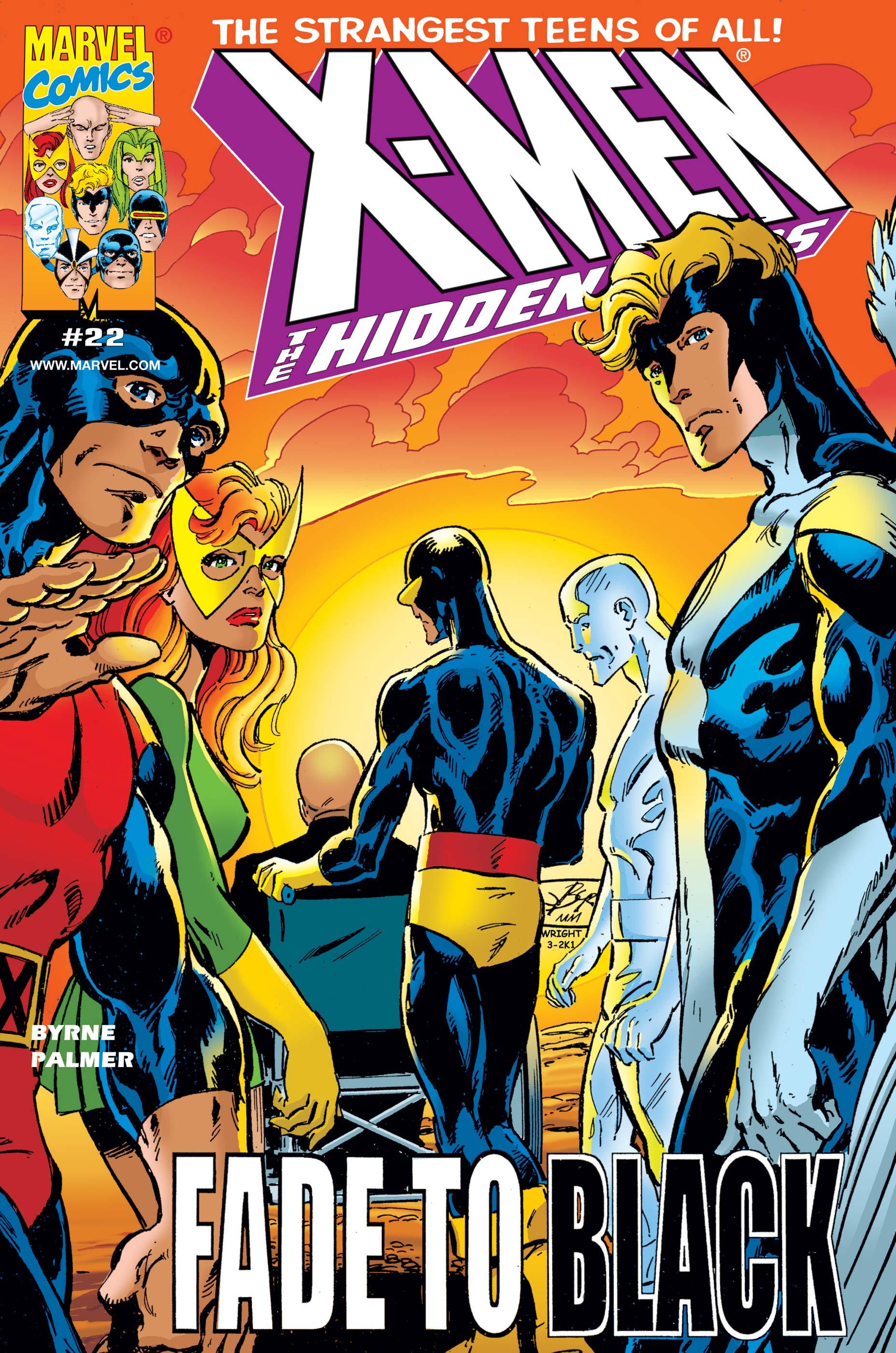 X-Men: The Hidden Years (1999) #22