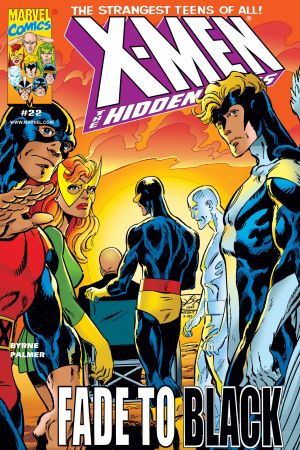 X-Men: The Hidden Years #22