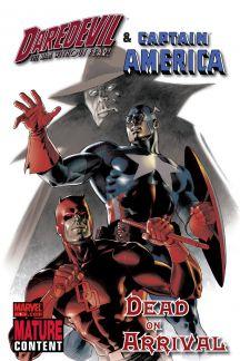 Daredevil & Captain America: Dead on Arrival #1