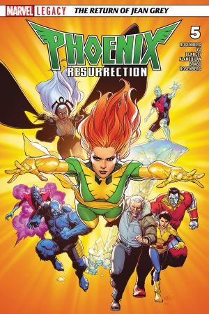 Phoenix Resurrection: The Return of Jean Grey (2017) #5