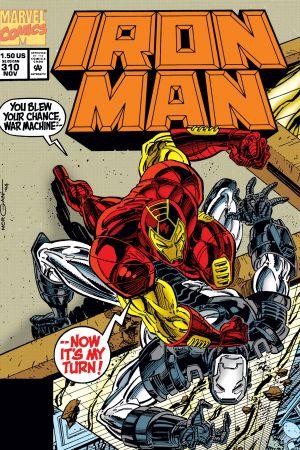 Iron Man #310