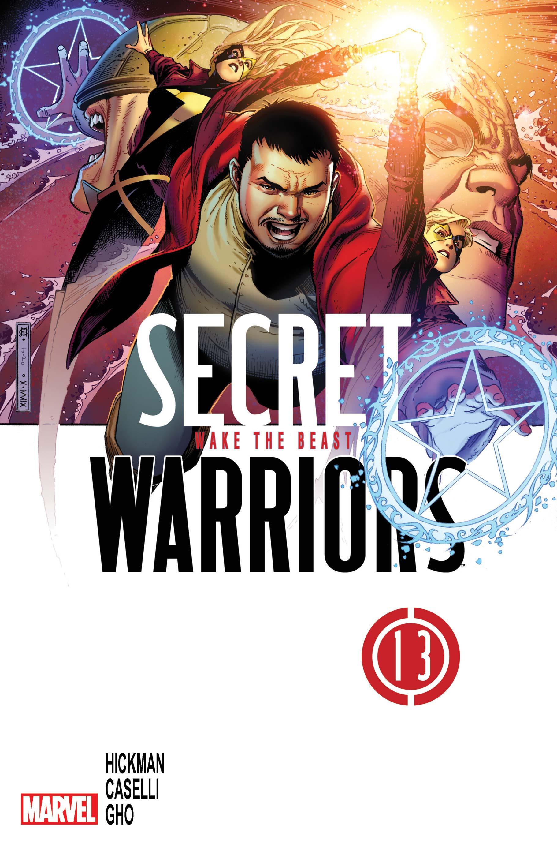Secret Warriors (2009) #13