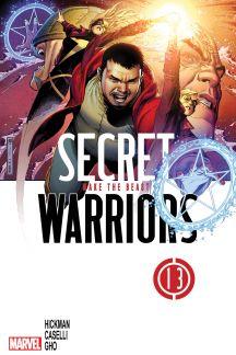 Secret Warriors #13