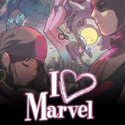 I (Heart) Marvel