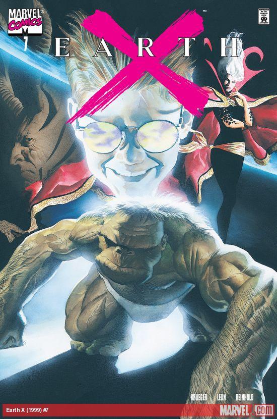 Earth X (1999) #7