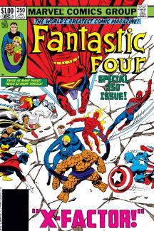 Fantastic Four #250