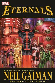Eternals by Neil Gaiman (Trade Paperback)