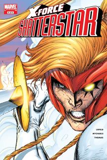 X-Force: Shatterstar #4