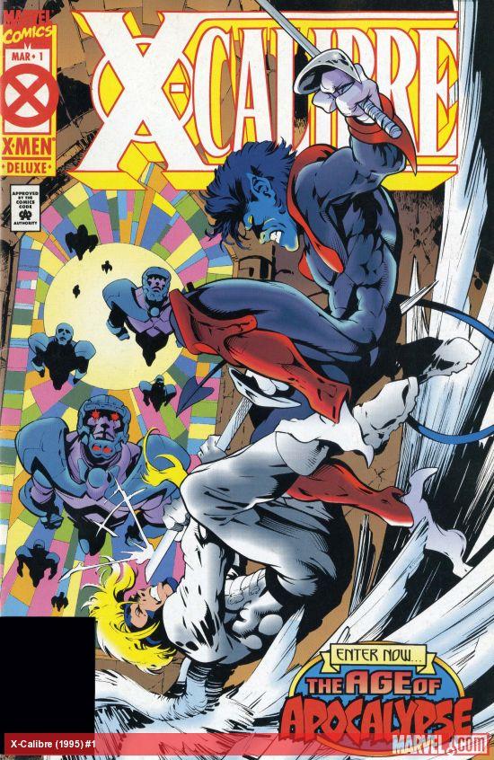 X-Calibre (1995) #1