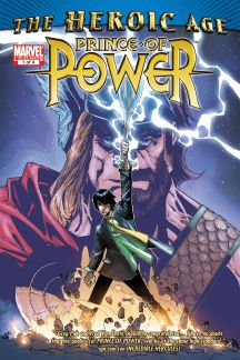 Heroic Age: Prince of Power (2010) #1