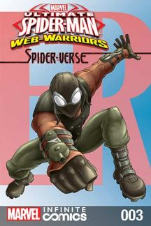Marvel Universe Ultimate Spider-Man: Spider-Verse #3