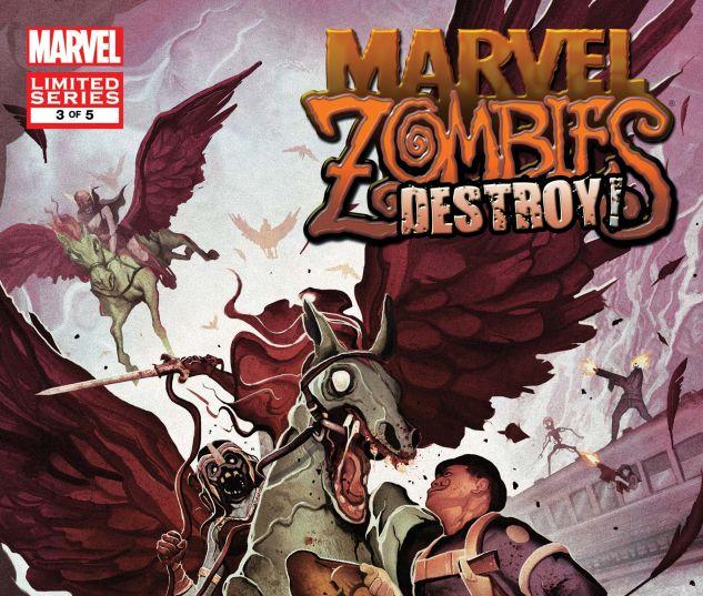 Marvel Zombies Destroy! (2011) #3