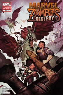Marvel Zombies Destroy! #3