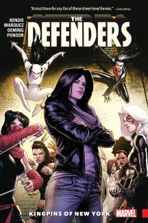 Defenders Vol. 2: Kingpins of New York (Trade Paperback)