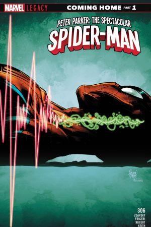 Peter Parker: The Spectacular Spider-Man (2017) #306
