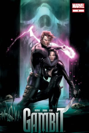 Gambit (2012) #3
