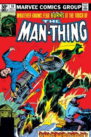 Man-Thing (1979) #10