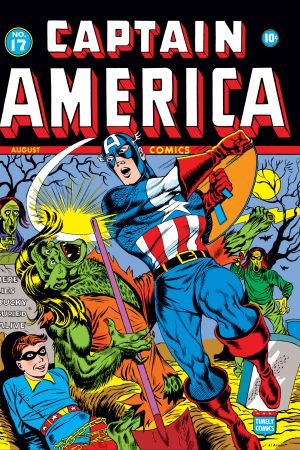 Captain America Comics #17