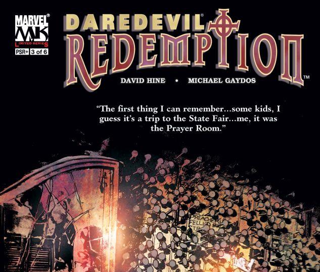 Daredevil: Redemption (2005) #3