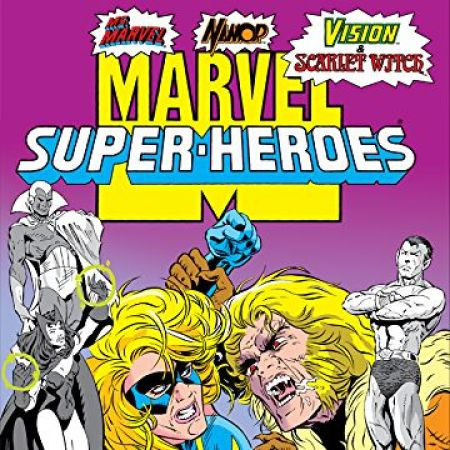 Marvel Super Heroes (1990 - 1993)