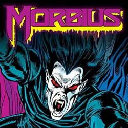 Morbius: The Living Vampire