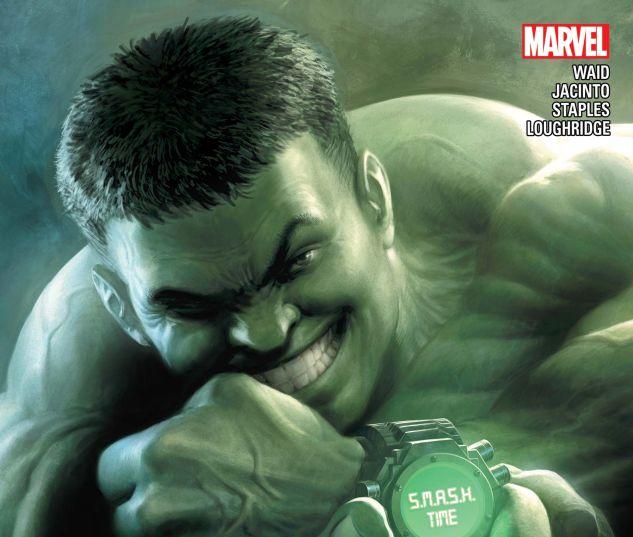Indestructible Hulk (2012) #15