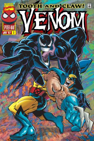 Venom: Tooth and Claw #3