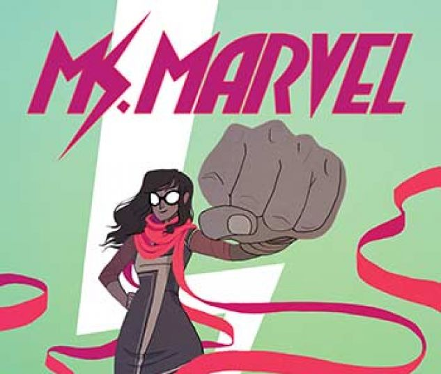 cover from Ms. Marvel Vol. 1 Kids Infinite Comic (2018) #8