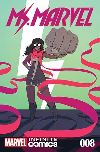 Ms. Marvel (2018) #8