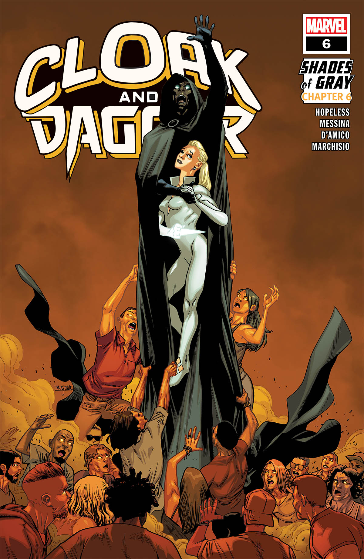 Cloak and Dagger (2018) #6