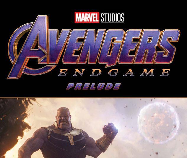 Marvel's Avengers: Endgame Prelude #2