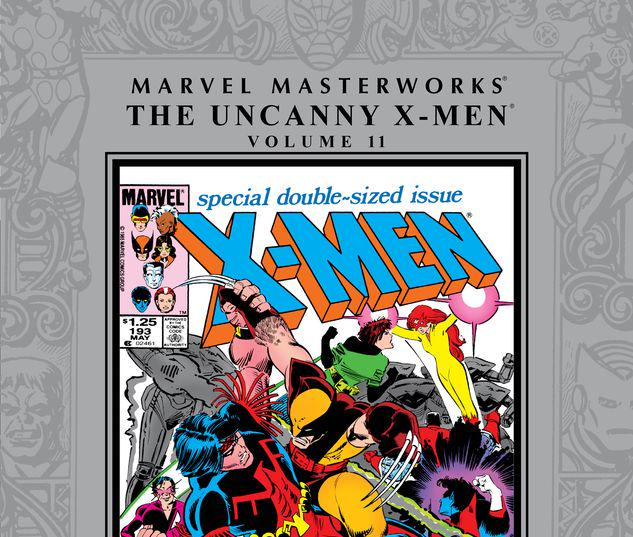 MARVEL MASTERWORKS: THE UNCANNY X-MEN VOL. 11 HC #0