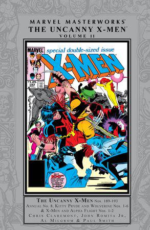 Marvel Masterworks: The Uncanny X-Men Vol. 11 (Hardcover)