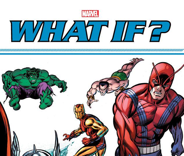 WHAT IF? CLASSIC: THE COMPLETE COLLECTION VOL. 1 TPB #0