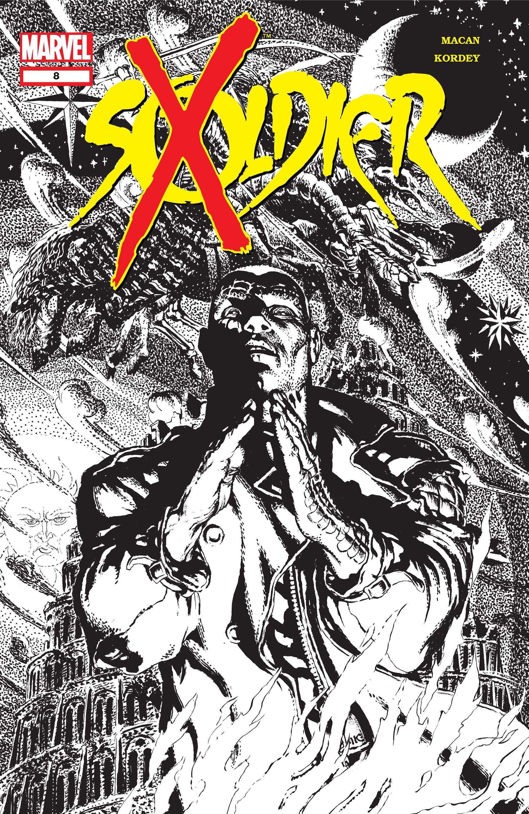 Soldier X (2002) #8